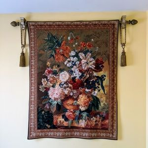 Flemish Wall Tapestry by Flanders